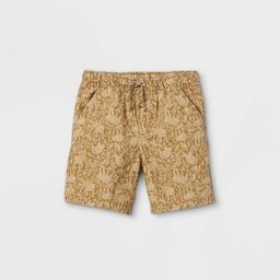 Toddler Boys' Woven Pull-On Shorts - Cat & Jack™   Target