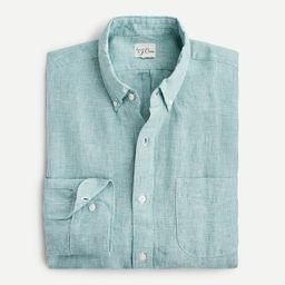 Baird McNutt Irish linen shirt | J.Crew US