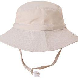 Toddler Baby Girl Summer Bucket Hat UPF 50+ Sun Protection Hats Adjustable Wide Cap Brim Fisherma... | Amazon (US)