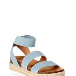 Time and Tru Women's Flatform Sandals (Wide Widths Available) | Walmart (US)
