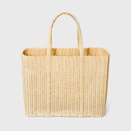 Woven Tote Handbag - Shade & Shore™ | Target