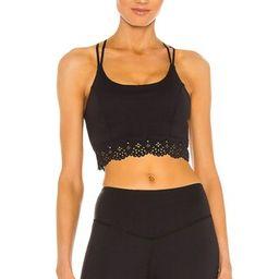 L'urv Cocoon Crop Top in Black from Revolve.com | Revolve Clothing (Global)