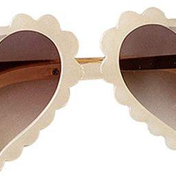 Kids Toddler Baby Girl Boy Heart Shaped Anti-UV Sunglasses, Eyewear Glasses for Party Photography...   Amazon (US)