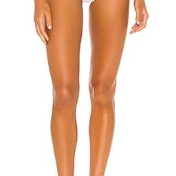L*SPACE X REVOLVE Jay Bitsy Bikini Bottom in White from Revolve.com | Revolve Clothing (Global)