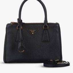 Pre-loved Prada Galleria leather satchel   Selfridges