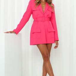 LIONESS Steinway Mini Dress Pink | Hello Molly