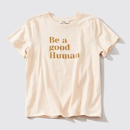 Be a Good Human Graphic Tee   Forever 21 (US)