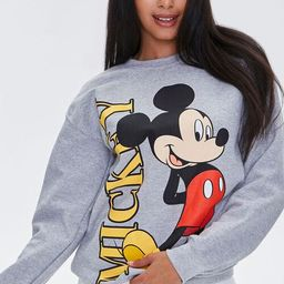 Mickey Mouse Graphic Sweatshirt | Forever 21 (US)