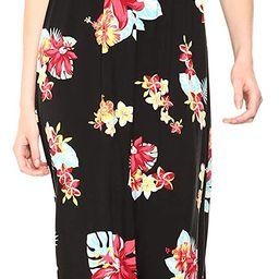 28 Palms Women's Tropical Hawaiian Print Off Shoulder Maxi Dress   Amazon (US)