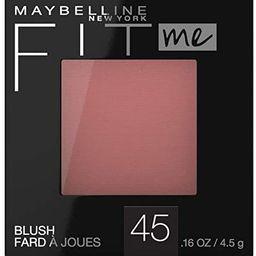 Maybelline New York Fit Me Blush, Plum, 0.16 fl. oz. | Amazon (US)