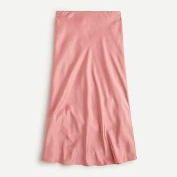 Pull-on slip skirt   J.Crew US