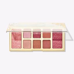 maneater™ guide to glam eye & cheek palette   tarte cosmetics