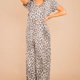 On The Hunt Mocha Brown Leopard Maxi Dress   The Mint Julep Boutique