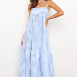 Bradley Dress - Blue | Petal & Pup (US)