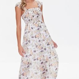 Floral Print Maxi Dress | Forever 21 (US)