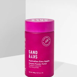 Australian Emu Apple Enzyme Powder Polish | Beauty Bay