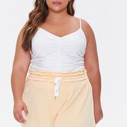Plus Size French Terry Shorts   Forever 21 (US)