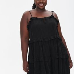 Plus Size Tiered Cami Dress   Forever 21 (US)