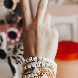 Krista + Kolly Horton: Beachy Keen Bracelet | The Styled Collection
