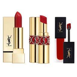 THE RED LIP SET - Yves Saint Laurent | Yves Saint Laurent Beauty (US)