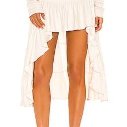 Indah Chine Skirt in Opal from Revolve.com | Revolve Clothing (Global)