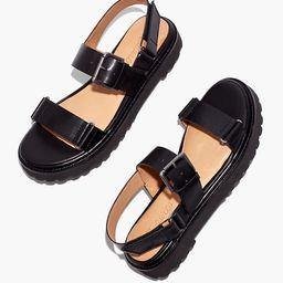 The Cady Lugsole Sandal | Madewell