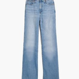 """11"""" High-Rise Flare Jeans in Conwell Wash 