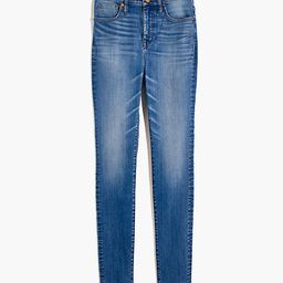 "11"" High-Rise Skinny Jeans in Layne Wash: TENCEL™ Denim Edition | Madewell"