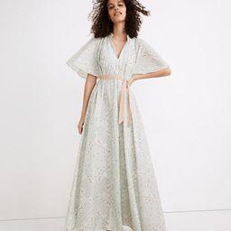 Mes Demoiselles Paris Sara Maxi Dress in Bandana Print | Madewell