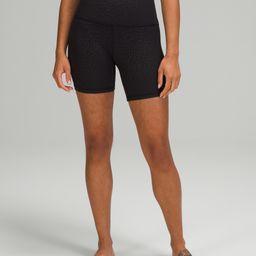"lululemon Align™ Short 6"" | Women's Shorts | lululemon | Lululemon (US)"