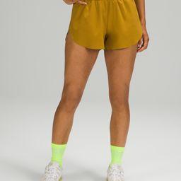 "Find Your Pace Lined High-Rise Short 3""   Women's Shorts   lululemon   Lululemon (US)"