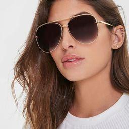 Premium Aviator Sunglasses | Forever 21 (US)