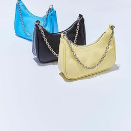 Chain-Handle Crossbody Bag                   Read 1 Review | 1 Question, 15 Answers | 15 Buyer Co... | Forever 21 (US)