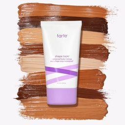 shape tape™ waterproof body makeup | tarte cosmetics