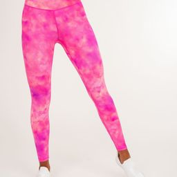 Active Legging - Watercolor | IVL COLLECTIVE