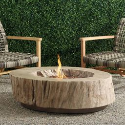 Bryndle Root Fire Pit | Frontgate | Frontgate