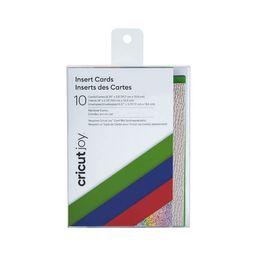 Cricut Joy™ Insert Cards, Rainbow Scales Sampler | Cricut