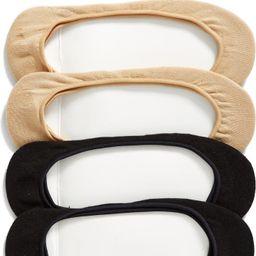 4-Pack Liner Socks | Nordstrom