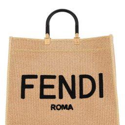 Fendi Sunshine Large Tote Bag | Cettire Global