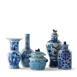 Blue Ming Small Ceramic Collection   Frontgate   Frontgate