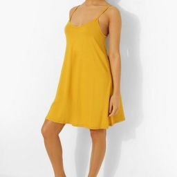 2 Pack Strappy Swing Dress | Boohoo.com (US & CA)