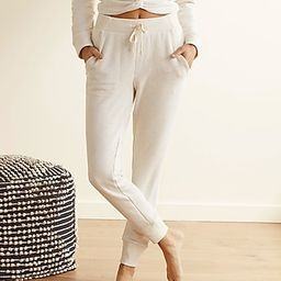 Upwest French Terry Joggers White Women's XS | Express
