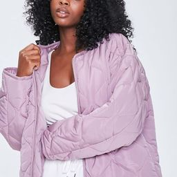Quilted Puffer Jacket   Forever 21   Forever 21 (US)