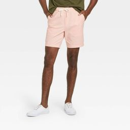 """Men's 8"""" Pull-On Shorts - Goodfellow & Co™ 