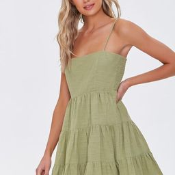 Tiered Cami Mini Dress | Forever 21 (US)