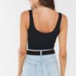 Out From Under Drew Seamless Ribbed Bra Top   Urban Outfitters (US and RoW)
