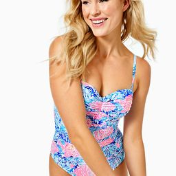 Layne One-Piece Swimsuit | Lilly Pulitzer
