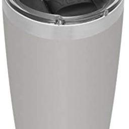 YETI Rambler 20 oz Tumbler, Stainless Steel, Vacuum Insulated with MagSlider Lid, Granite Gray   Amazon (US)