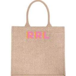 Large Monogram Initial Tote (Preorder for July)   Etsy (US)
