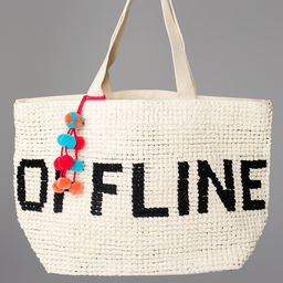 Offline Tote - Ivory | BuddyLove